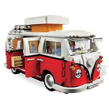 Volkswagen Kombi Camper Lego Set