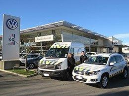 Volkswagen Emergency Vehicles