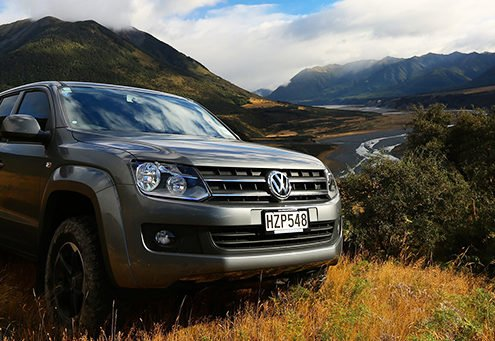 NZ Outdoor Hunting Amarok