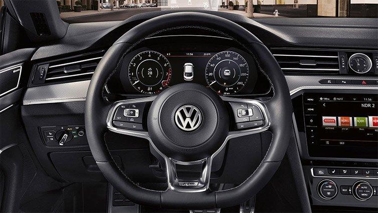Volkswagen Arteon Features