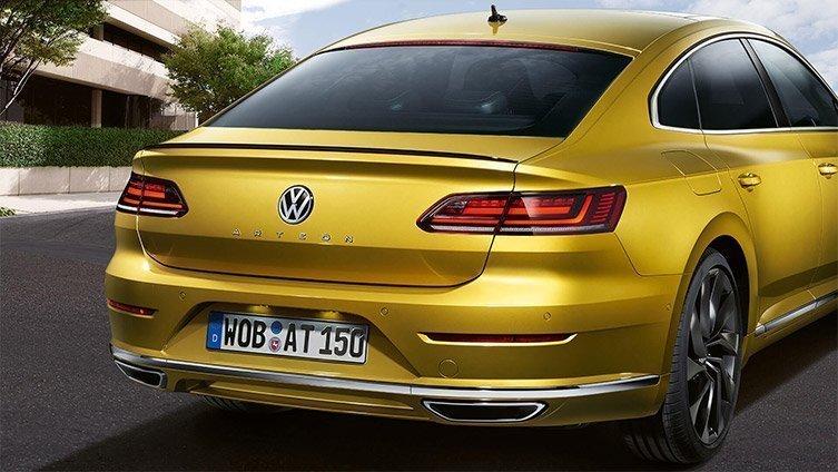 Volkswagen Arteon Rear Boot