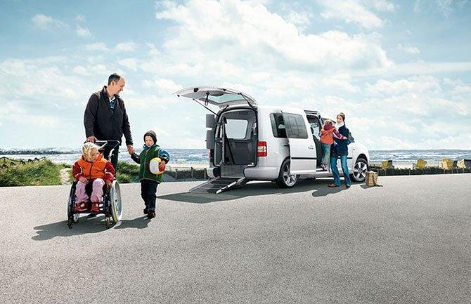 Volkswagen Caddy Mobility