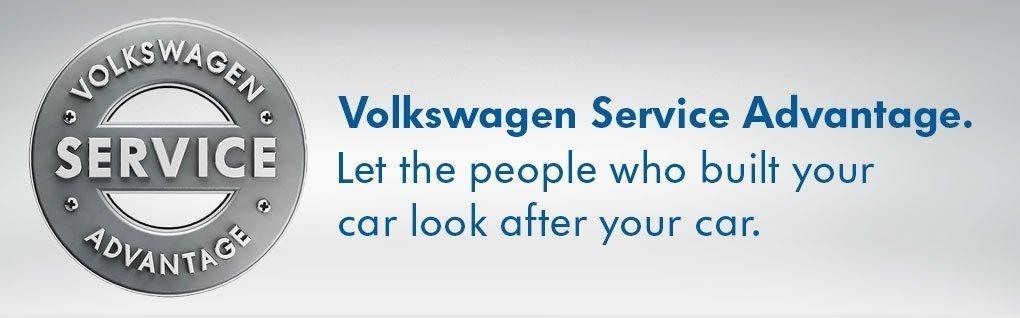 Volkswagen Service Advantage