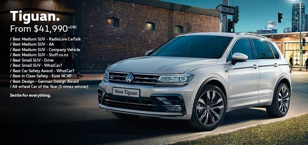 Volkswagen Tiguan Miles Continental