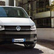 Volkswagen Transporter Van for Business