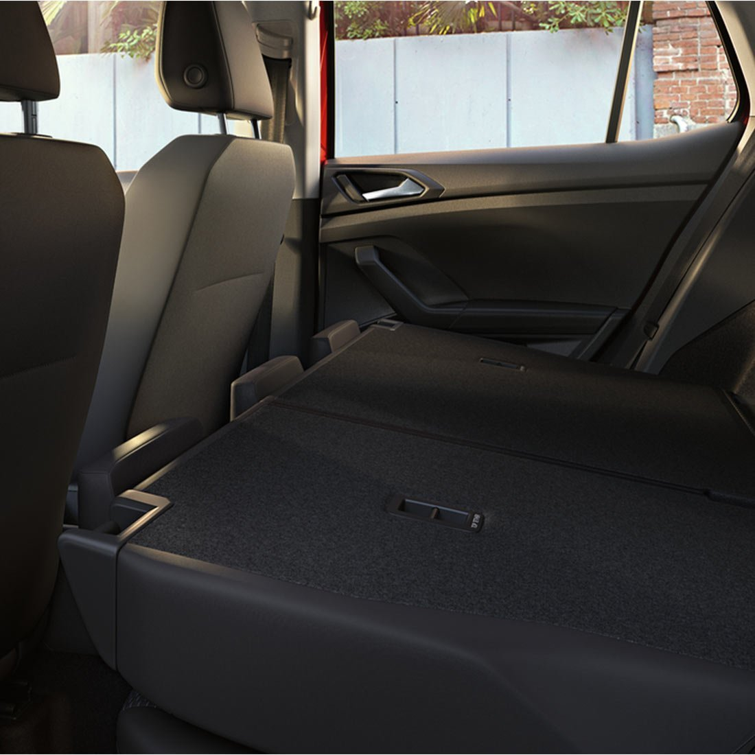 T-Cross Rear Seats