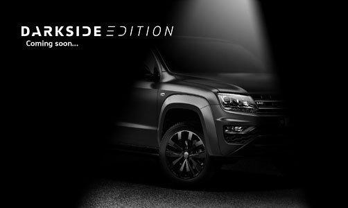 Volkswagen Amarok Darkside Edition