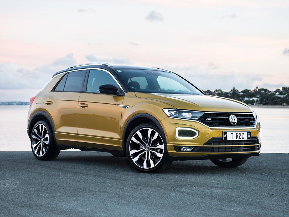 Volkswagen T-Roc in New Zealand