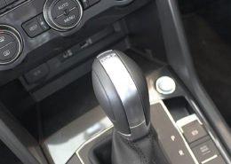 DSG gearbox in a Volkswagen