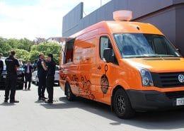 Hellers VW Crafter Van Foodtruck