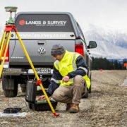 Lands & Survey