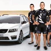 Skoda Cycling Ambassadors