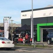 ŠKODA Kodiaq Launch in Christchurch
