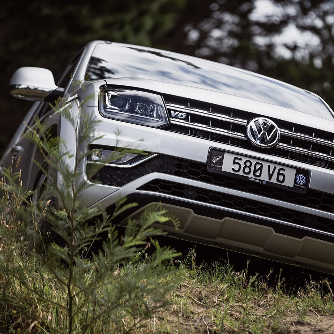 Amarok 4MOTION off roading capibilities