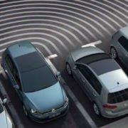 VW Rear Traffic Alert